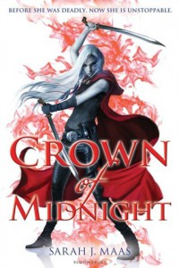 Crown of Midnight by Sarah J. Maas