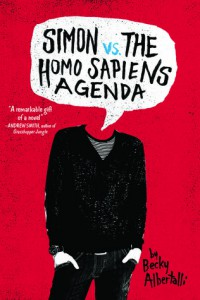 Simon vs the Home Sapiens Agenda by Becky Albertalli