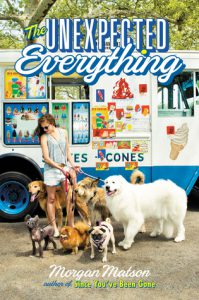 The Unexpected Everything by Morgan Matson