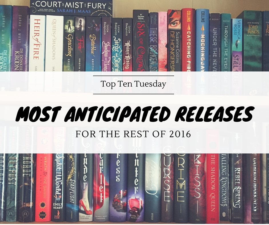 mostanticipated releases 2016