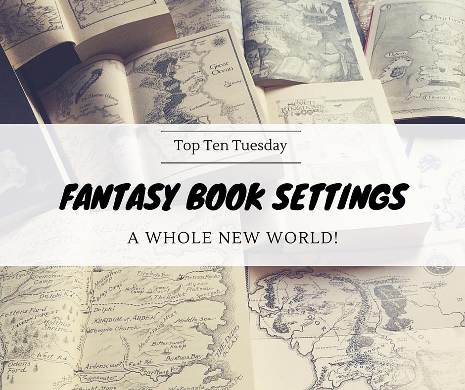 Fantasy Book Settings