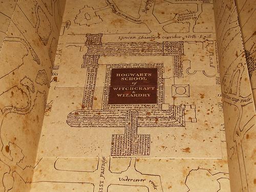 Marauder's Map (Harry Potter)