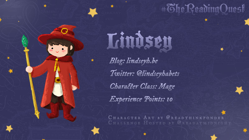 The Reading Quest Character Card