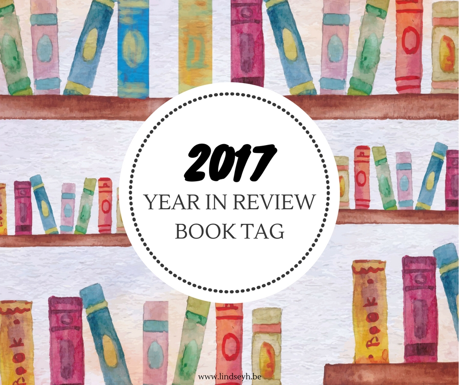2017 Year in Review Book Tag