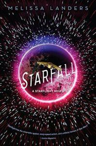 Starfall by Melissa Landers