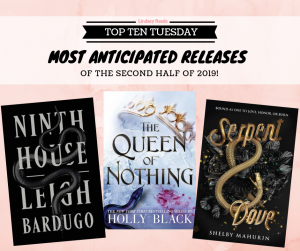 190618 Most Anticated Releases 2019 Part Two