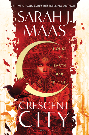 House of Earth and Blood by Sarah J. Maas