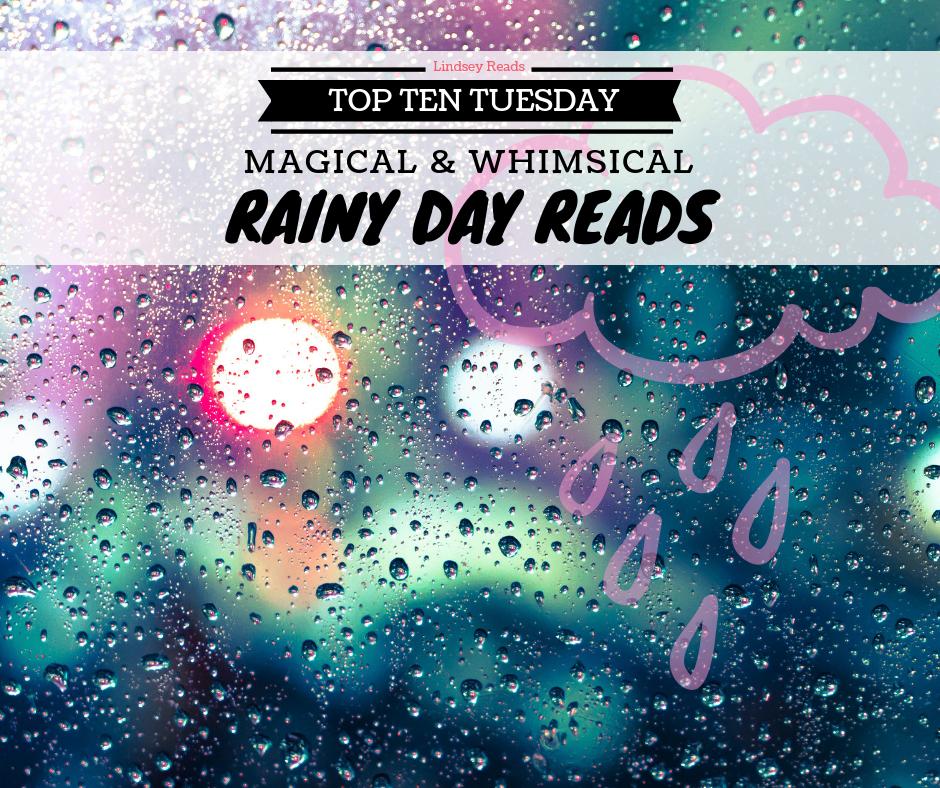 190416 Rainy Day Reads