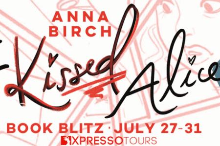 I Kissed Alice Book Blitz Banner